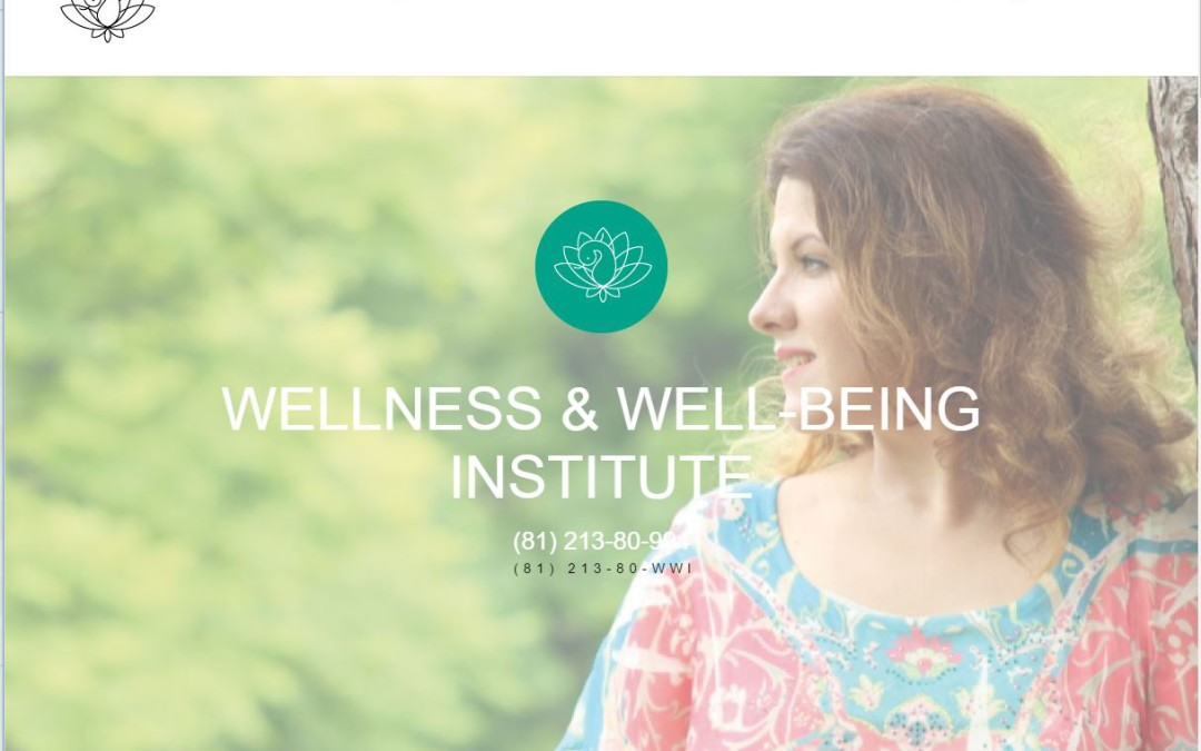 Wellness & Well-Being Institute, bienestar y salud para la mujer.