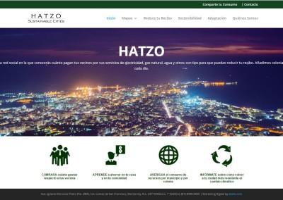sitios web hatzo sustainable cities