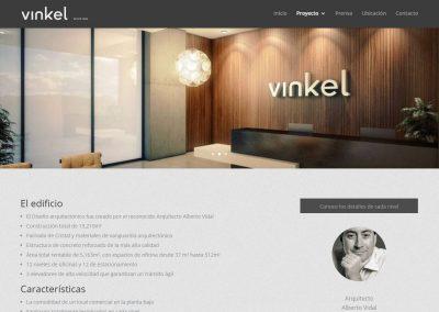 vinkel-sitio-web