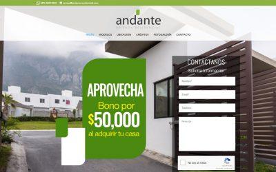 ANDANTE PRIVADA RESIDENCIAL En Santa Catarina, N.L.