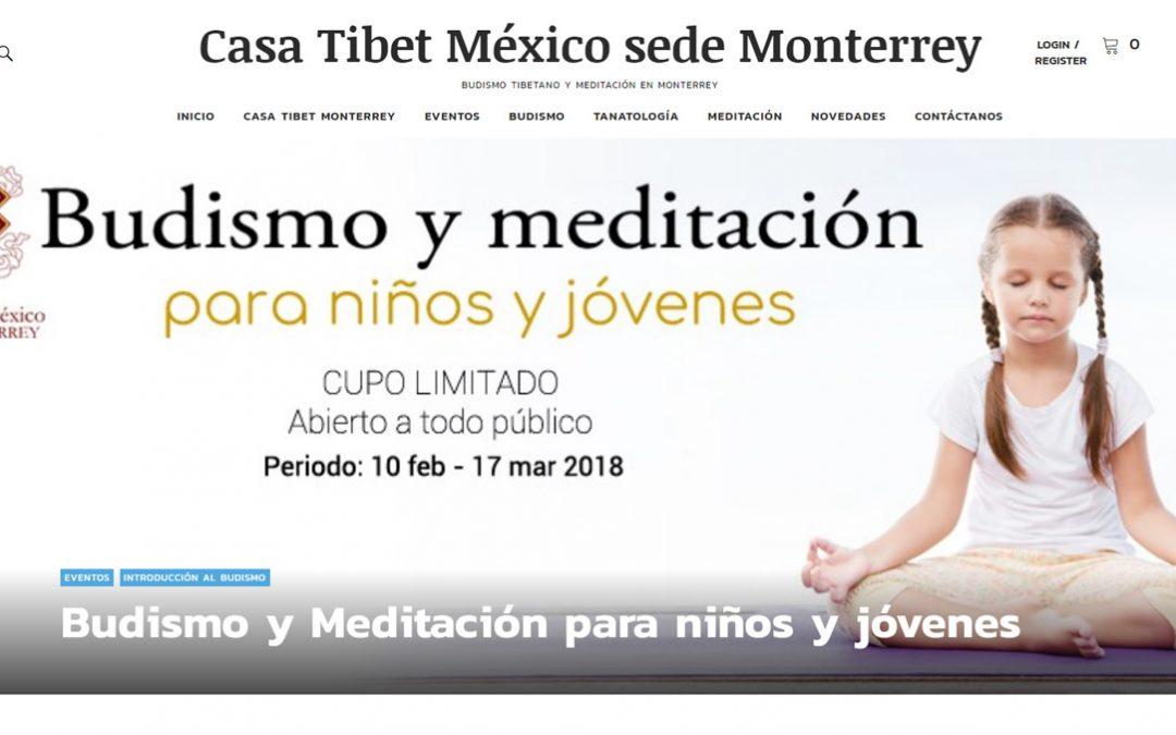 CASA TIBET MEXICO SEDE MONTERREY Budismo Tibetano y Meditación en Monterrey